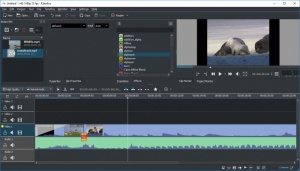 Enlarge Kdenlive Screenshot