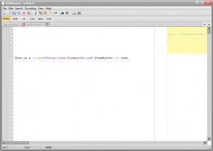 Enlarge PHPNotepad Screenshot