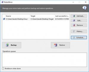 Enlarge RoboMirror Screenshot