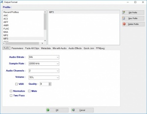Enlarge MP3 Joiner Expert Screenshot