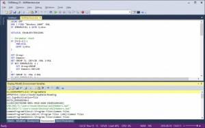 Enlarge CMDebug Screenshot