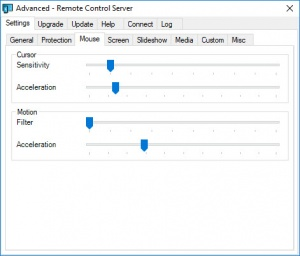 Enlarge Remote Control Collection Screenshot