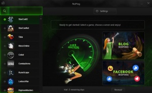 Enlarge NoPing Game Tunnel Screenshot