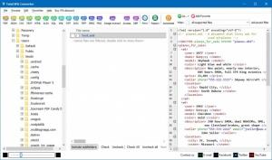 Enlarge Total XML Converter Screenshot