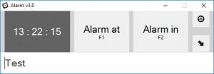 Enlarge 2xDSoft Alarm Screenshot