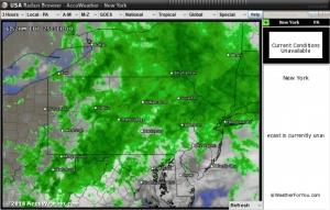 Enlarge USA Radars Screenshot