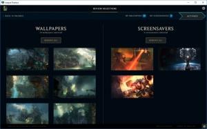 Enlarge League Displays Screenshot