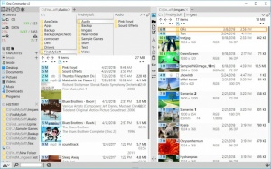 Enlarge One Commander Screenshot