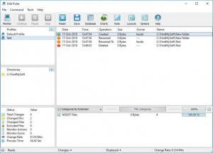 Enlarge DiskPulse Screenshot