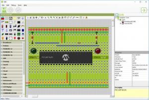 Enlarge Virtual Breadboard Screenshot