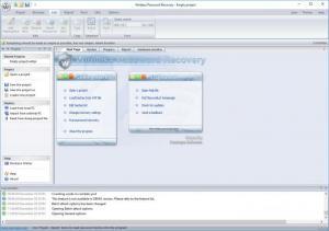 Enlarge Wireless Password Recovery Screenshot