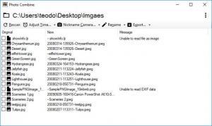 Enlarge Photo Combine Screenshot