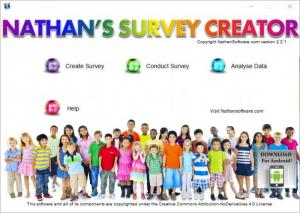 download easy survey creator free