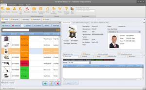 Enlarge Tool Asset Manager Screenshot