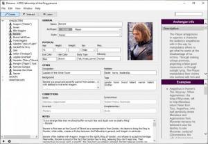 Enlarge Persona Screenshot
