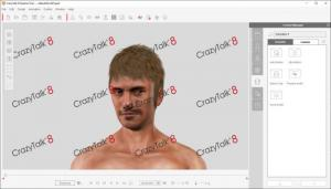 Enlarge CrazyTalk Screenshot