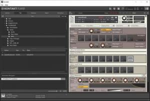 Enlarge Kontakt Player Screenshot