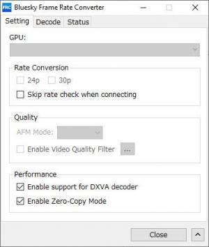 Download Bluesky Frame Rate Converter Free