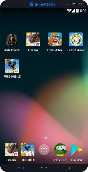 Enlarge SmartGaGa Screenshot
