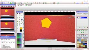 Enlarge Yasisoft GIF Animator Screenshot
