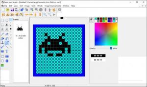 Enlarge Falco Icon Studio Screenshot