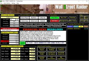Enlarge Wall Street Raider Screenshot