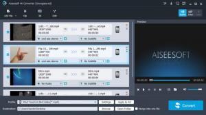 Enlarge 4K Converter Screenshot