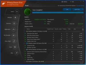 Enlarge Privacy Eraser Screenshot