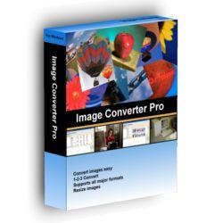 Enlarge Image Converter Pro Screenshot