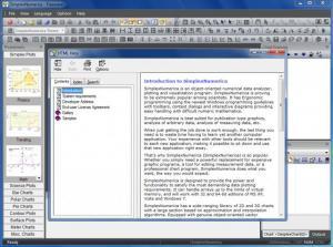 Enlarge SimplexNumerica Screenshot