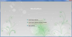 Enlarge MediaMan Screenshot