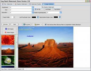 Enlarge Easy Batch Watermark Screenshot