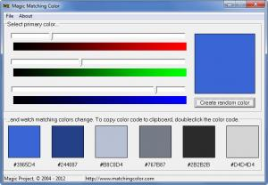Enlarge Magic Matching Color Screenshot