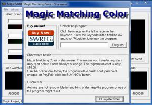 Enlarge Magic Matching Color Screenshot