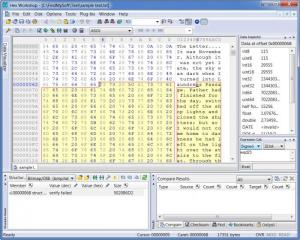 Enlarge Hex Workshop Screenshot
