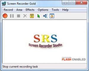Enlarge Screen Recorder Gold Screenshot