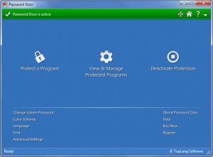 Enlarge Password Door Screenshot