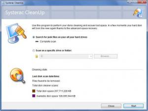 Enlarge Systerac Tools Screenshot
