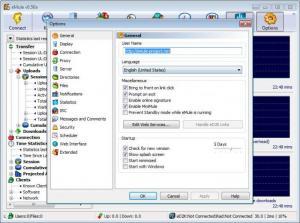 Enlarge eMule Screenshot