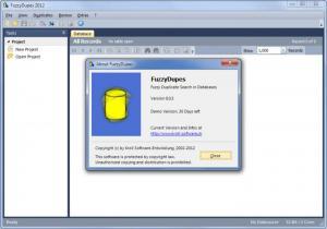 Enlarge FuzzyDupes Screenshot
