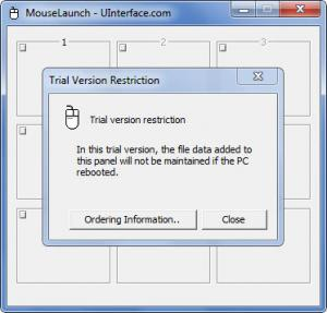 Enlarge MouseLaunch Screenshot