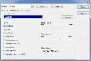 Enlarge NewsPiper Screenshot