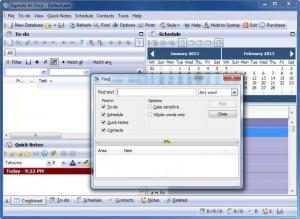 Enlarge Agenda At Once Screenshot