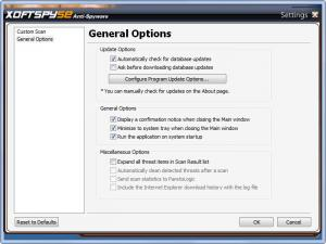 Enlarge XoftSpy Screenshot