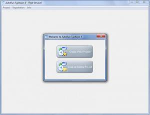 Enlarge AutoRun Typhoon Screenshot