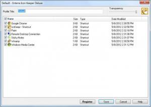Enlarge Enterra Icon Keeper Deluxe Screenshot