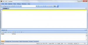 Enlarge Take Command Screenshot