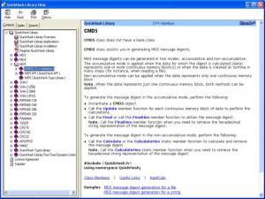 Enlarge QuickHash Library Screenshot