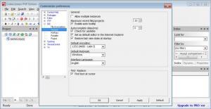 Enlarge CodeLobster PHP Edition Screenshot