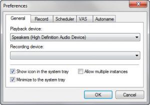 Enlarge StepVoice Recorder Screenshot